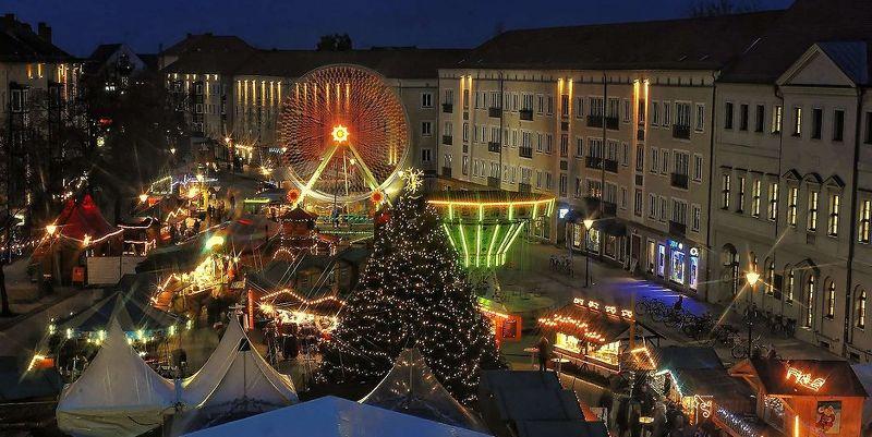Dessauer Weihnachtsmarkt