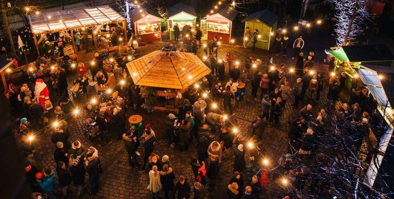 Eimsbuetteler Weihnachtsmarkt