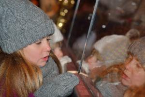 Kinder Weihnachtsmarkt