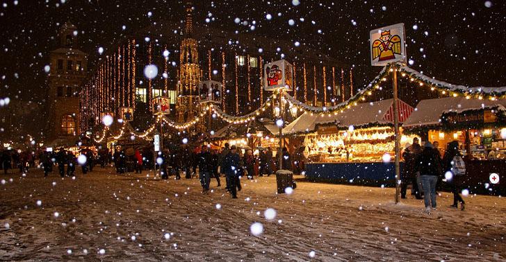 Nürnberger Weihnachtsmarkt