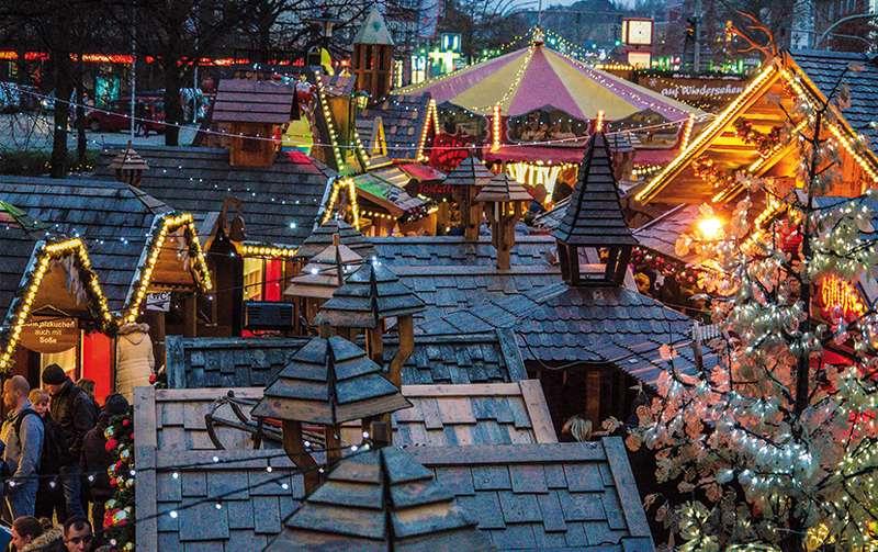 Wandsbeker Weihnachtsmarkt