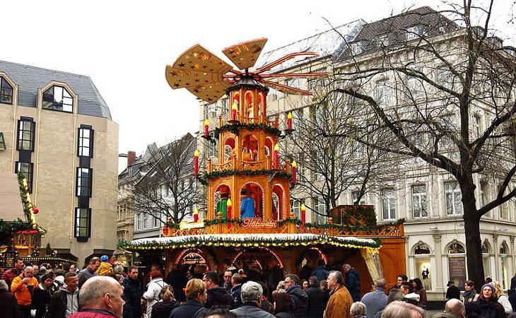 Weihnachtsmarkt Bonn.Weihnachtsmarkt In Bonn 2019