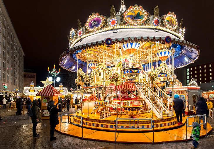 Weihnachtsmarkt Leipzig.Weihnachtsmarkt In Leipzig 2019