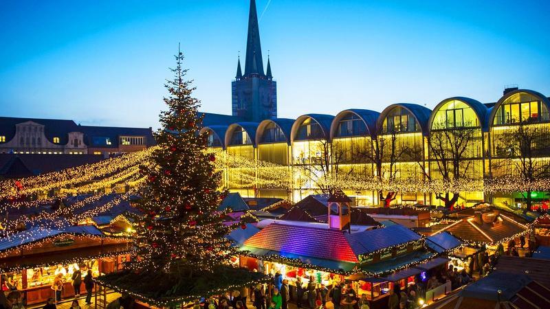Weihnachtsmarkt Luebeck