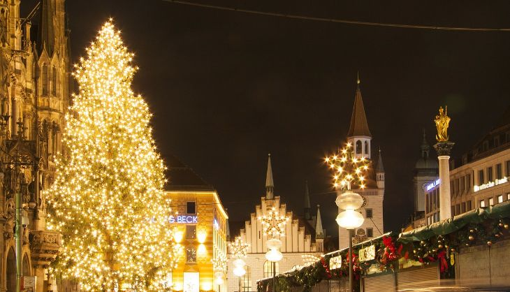 Münchener Weihnachtsmarkt
