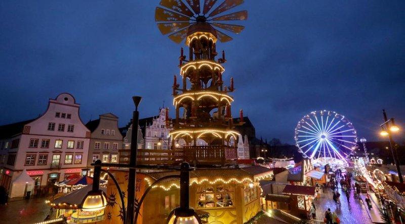 Weihnachtsmarkt Neubrandenburg