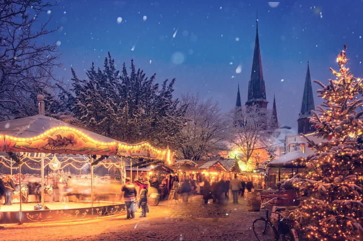 Bester Weihnachtsmarkt In Deutschland.Weihnachtsmarkt De öffnungszeiten Weihnachtsmärkte 2019