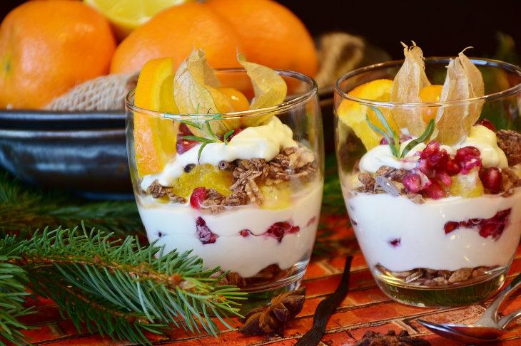 Weihnachtsessen Nachspeise.Das Weihnachtsessen Leckere Rezepte