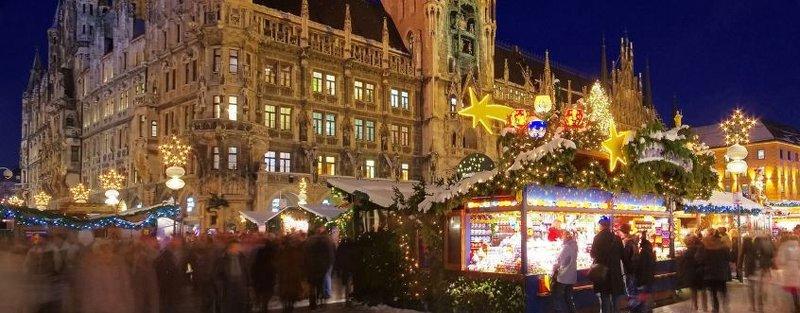 original Christkindelsmarkt Weihnachtsmarkt in München