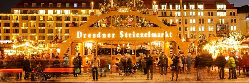 weihnachtsmarkt dresden strietzelmarkt