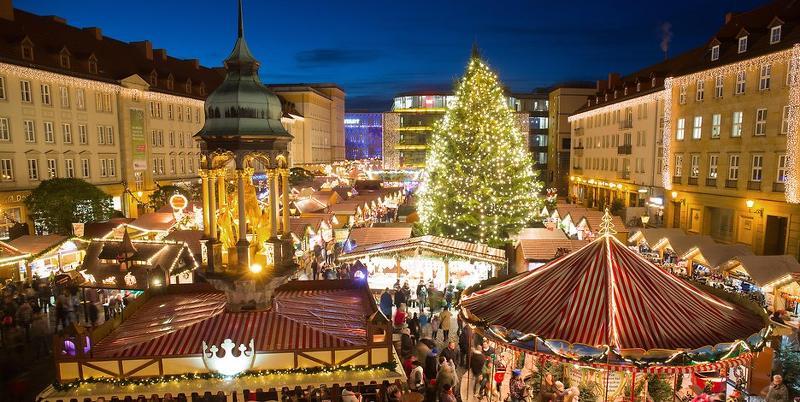weihnachtsmarkt in Magdeburg